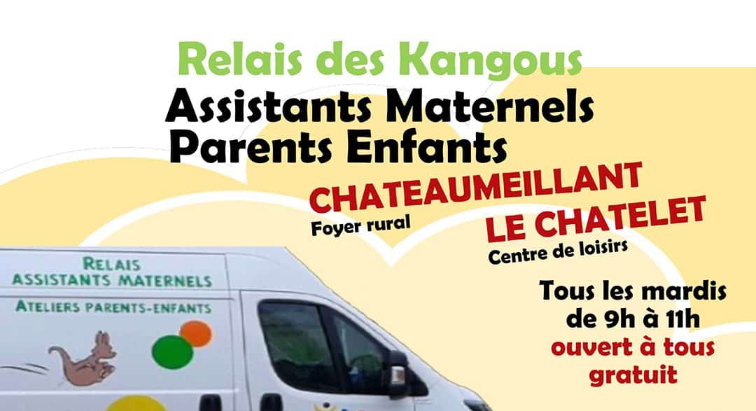 Relais des Kangous – Assistance maternelle